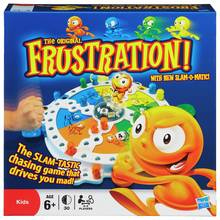 Frustration Game from Hasbro Gaming