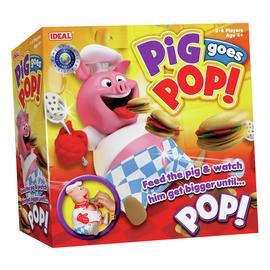 Pig Goes Pop! Game