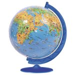 more details on Ravensburger Children's World Map 180 Piece Puzzleball.