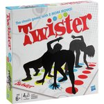more details on Twister Board Game from Hasbro Gaming.