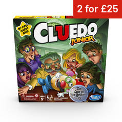 Cluedo Junior Game from Hasbro Gaming