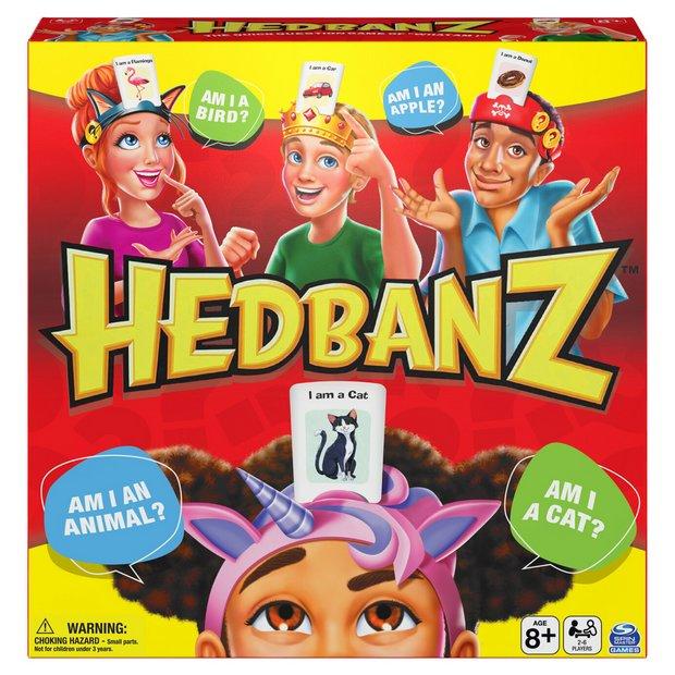 Buy Hedbanz Game Board Games Argos