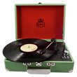 more details on GPO Attache Case Turntable - Apple Green