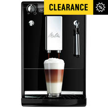 Melitta Caffeo Solo and Milk Coffee Machine - Black