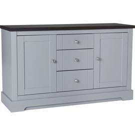 Argos Home Westbury 2 Door 3 Dwr Large Sideboard - Grey