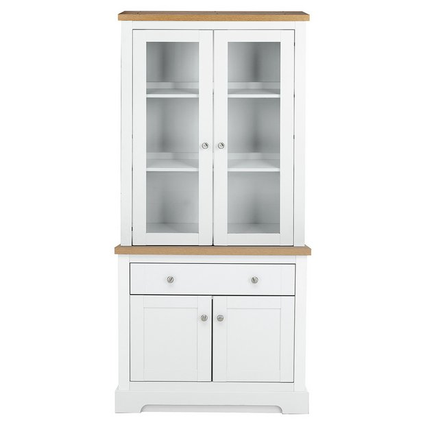 Buy Heart Of House Westbury Display Unit With Lights