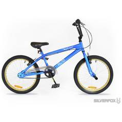 8baf7225f31 Silverfox Flight 20 Inch BMX Bike