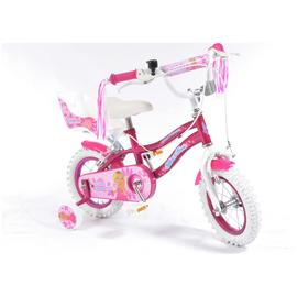 Silverfox Pink Princess 12 Inch Kids Bike