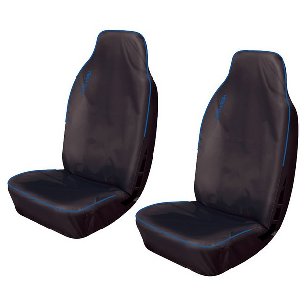 Heavy Truck Seat Covers : Buy cosmos heavy duty sport front car seat covers