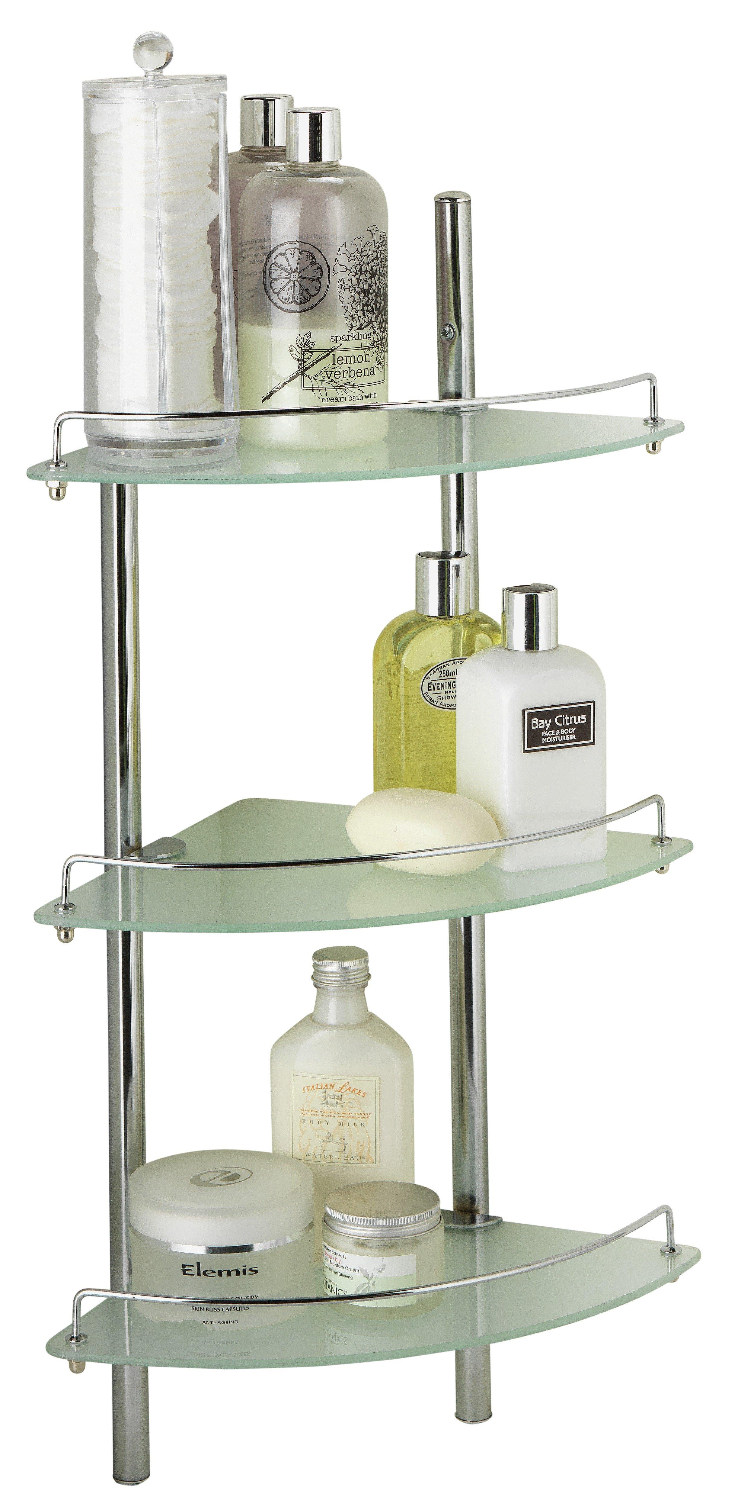 Bathroom Shelves And Storage Units