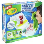 more details on Crayola Sketch Wizard Drawing Set.