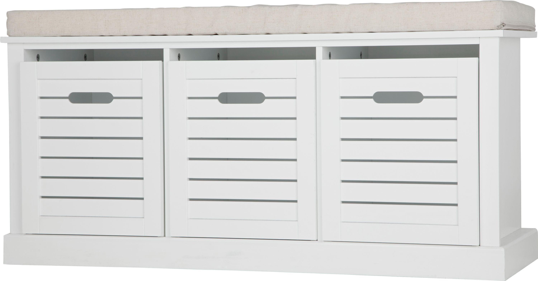 Superb Buy HOME Hereford Storage Bench   White | Hallway Storage | Argos