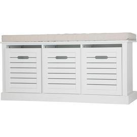 Argos Home Hereford Storage Bench - White