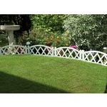 more details on White Fence Panels - Pack of 4.