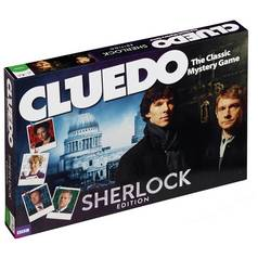 Cluedo Sherlock Board Game