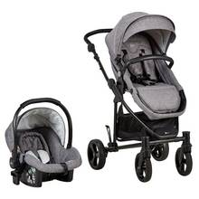 Toco Vamos Convertible Stroller Travel System.