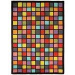 Disco Multicoloured Rug - 120x170cm