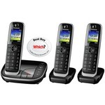 more details on Panasonic KX-TGJ323 Cordless Telephone with Answer Machine.