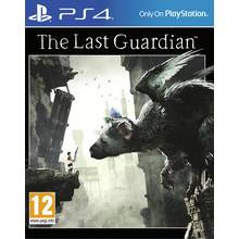 The Last Guardian PS4 Pre-order Game