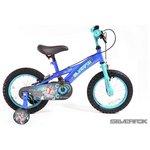 more details on Silverfox Robot Ranger 14 Inch Bike - Boys'.