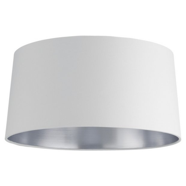 Argos Wall Lamp Shades : Buy Habitat Mini Grande Tapered Lampshade - White at Argos.co.uk - Your Online Shop for Lamp ...