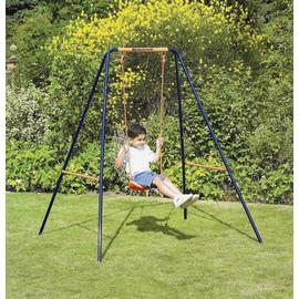 Hedstrom 2 in 1 Toddler and Kids Garden Swing