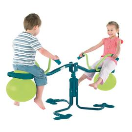 TP Toys Mookie Spiro Hop Bouncing Seesaw.