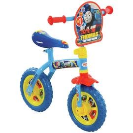 Thomas & Friends 2 in 1 10 Inch Trainer Bike