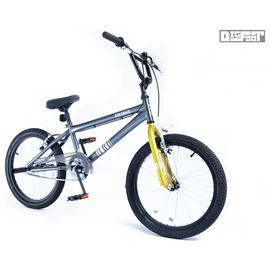 Silverfox Bigfoot EM3RGE 20 Inch BMX Bike