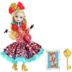 more details on Ever After High Way Too Wonderland Apple White Doll