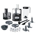 more details on Braun FP160 Identity Food Processor.