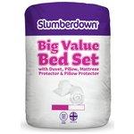 more details on Slumberdown 13.5 Tog Bed in a Bag Set - Single.