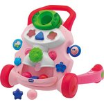 more details on Chicco Baby Steps Activity Walker - Pink.