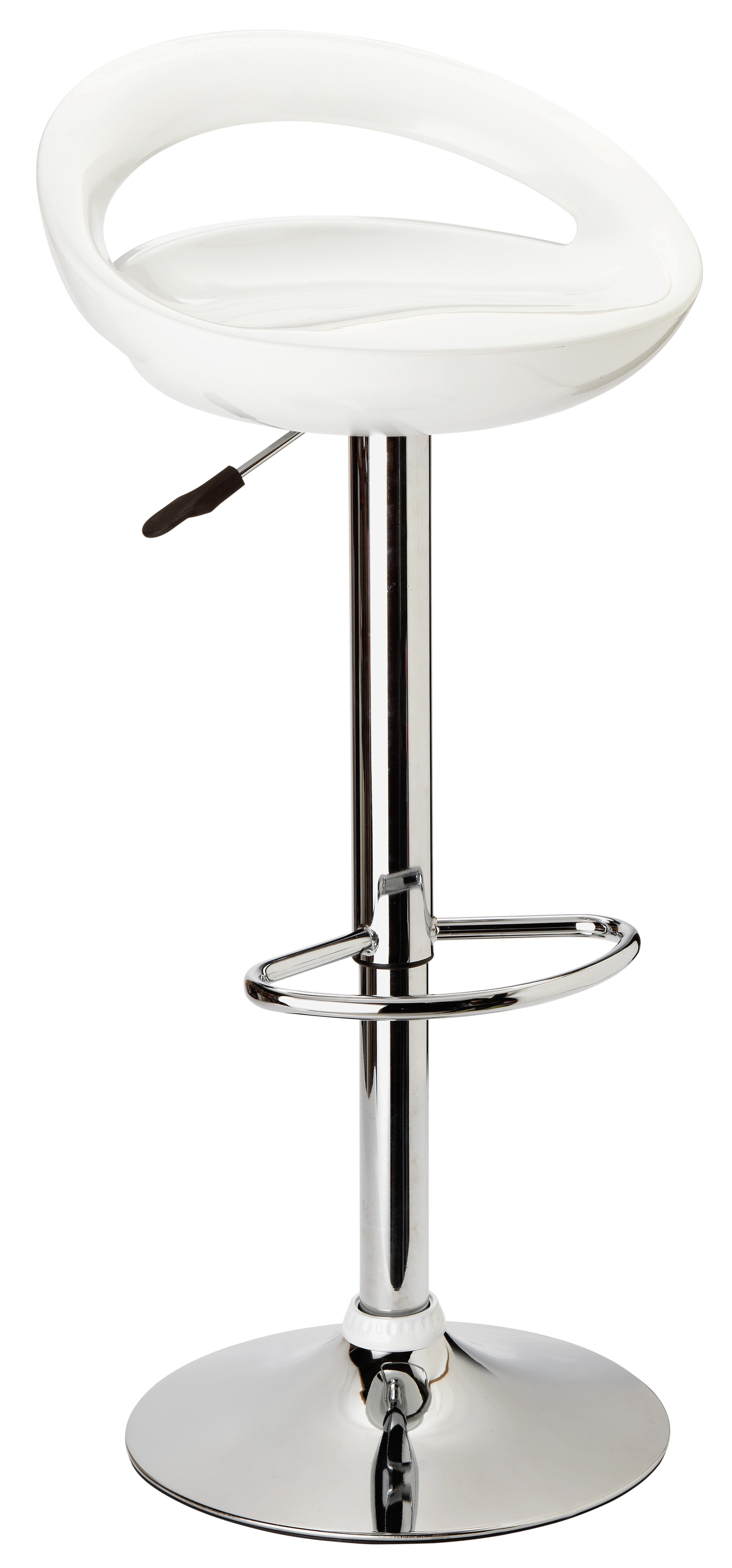 Pleasant Buy Argos Home Ottawa White Bar Stool Bar Stools Argos Theyellowbook Wood Chair Design Ideas Theyellowbookinfo
