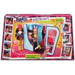 more details on Bratz SelfieSnaps Photobooth with Doll.