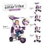 more details on Smart Trike Splash - Purple.