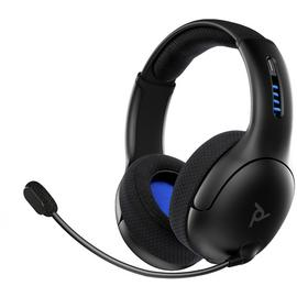 PDP LVL50 Wireless PS5, PS4 & PC Headset - Black