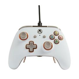 Fusion Pro Wired Controller for Xbox One - White