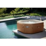more details on Intex Pure Spa Bubble Octagonal.