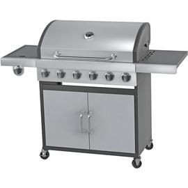 Argos Home Deluxe 6 Burner Gas BBQ