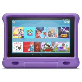 Amazon Fire 10 HD Kids Edition 32GB Tablet - Purple