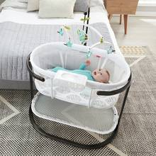 Fisher-Price Soothing Motions Bassinet Bedside Sleeper