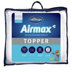Silentnight Airmax Mattress Topper - Double