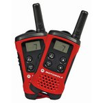 more details on Motorola Talker T40 4km Range. 2-Way Radio - Twin.
