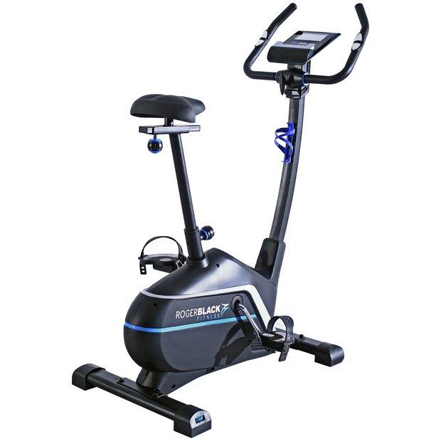 Exercise Bike Next Day Delivery: Buy Roger Black Gold Magnetic Exercise Bike At Argos.co.uk