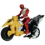more details on Power Rangers Dino Super Charge Cycle with Figure.