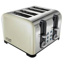 Russell Hobbs 22403 Westminster 4 Slice Toaster - Cream