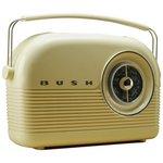 more details on Bush Classic Retro DAB Radio - Classic Cream.