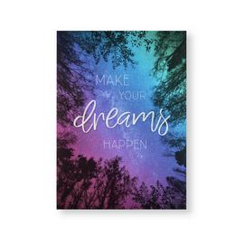 Art for the Home Midnight Dreams Printed Canvas
