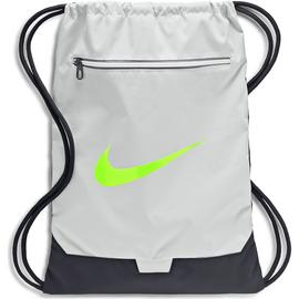 Nike Brasilia Gym Sack - Smoke Grey